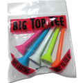 BIG TOP TEE PREPACK - 60 BAGS OF 5